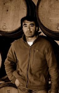 Ruben diaz alonso viticultor de Cebreros